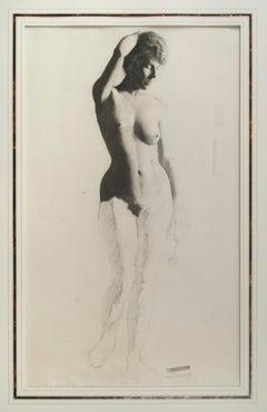 Female Torso, Nude