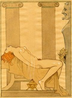 Reclining Female Nude