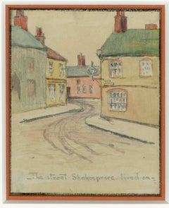 The Street Shakespeare Lived On