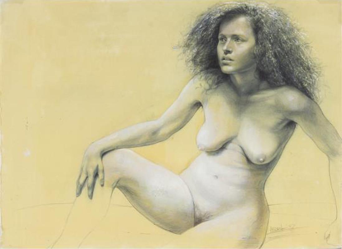 Untitled Female Nude