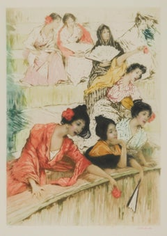 Early 1900s Figurative Prints