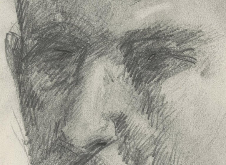 Pablo Casals - Art by August F. Biehle