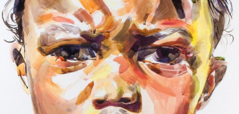 Occupy A Space # 2 (Emily) - Art by Darius Steward