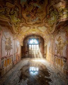 Reverie by Nicola Bertellotti. Abandoned palazzo photography.