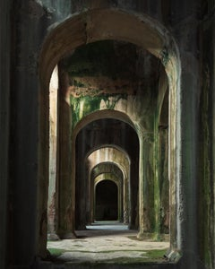 Demondificazione by Nicola Bertellotti. Abandoned palazzo photography.