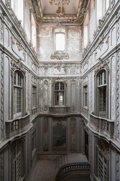 Fin de Siecle by Nicola Bertellotti. Abandoned palazzo photography.