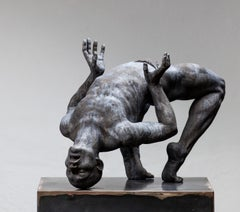 Coderch & Malavia. Revive. Bronze figurative sculpture.