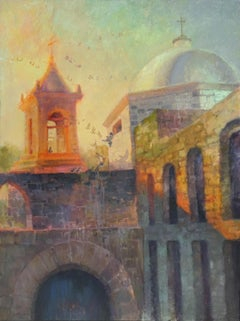 Of the Above, San Jose Mission, Spanish Colonial Art