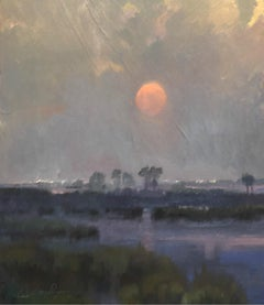 Before Harvey, Impressionism ,Rockport Texas, Gulf Coast
