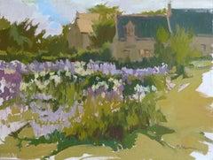 Island Living,American Impressionism, Hawaii, Oil Painters of America, Landscape
