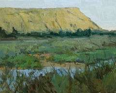 On Due Reflection, American Impressionism, Oil Painters of America ,Landscape
