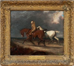 "Horse Portrait Early 19th Century ""A Replacement Horse"""