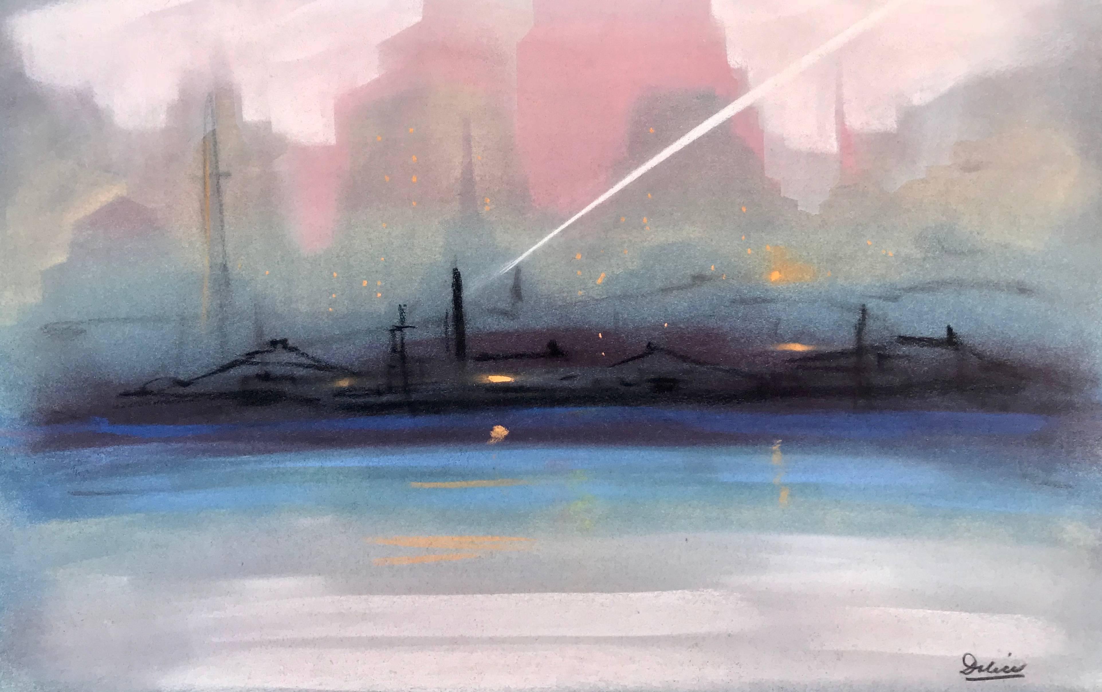"""City Beacon"""