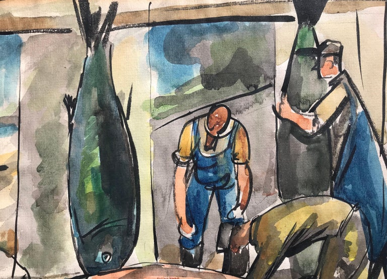 """""""Fish Mongers"""" For Sale 2"""