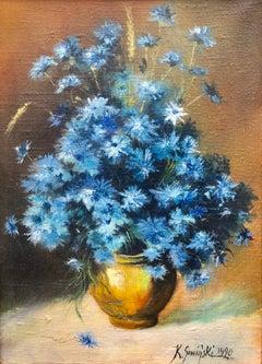 """""""Blue Daisies"""""""