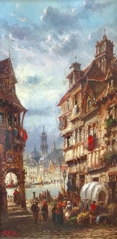 """Venice Market"""