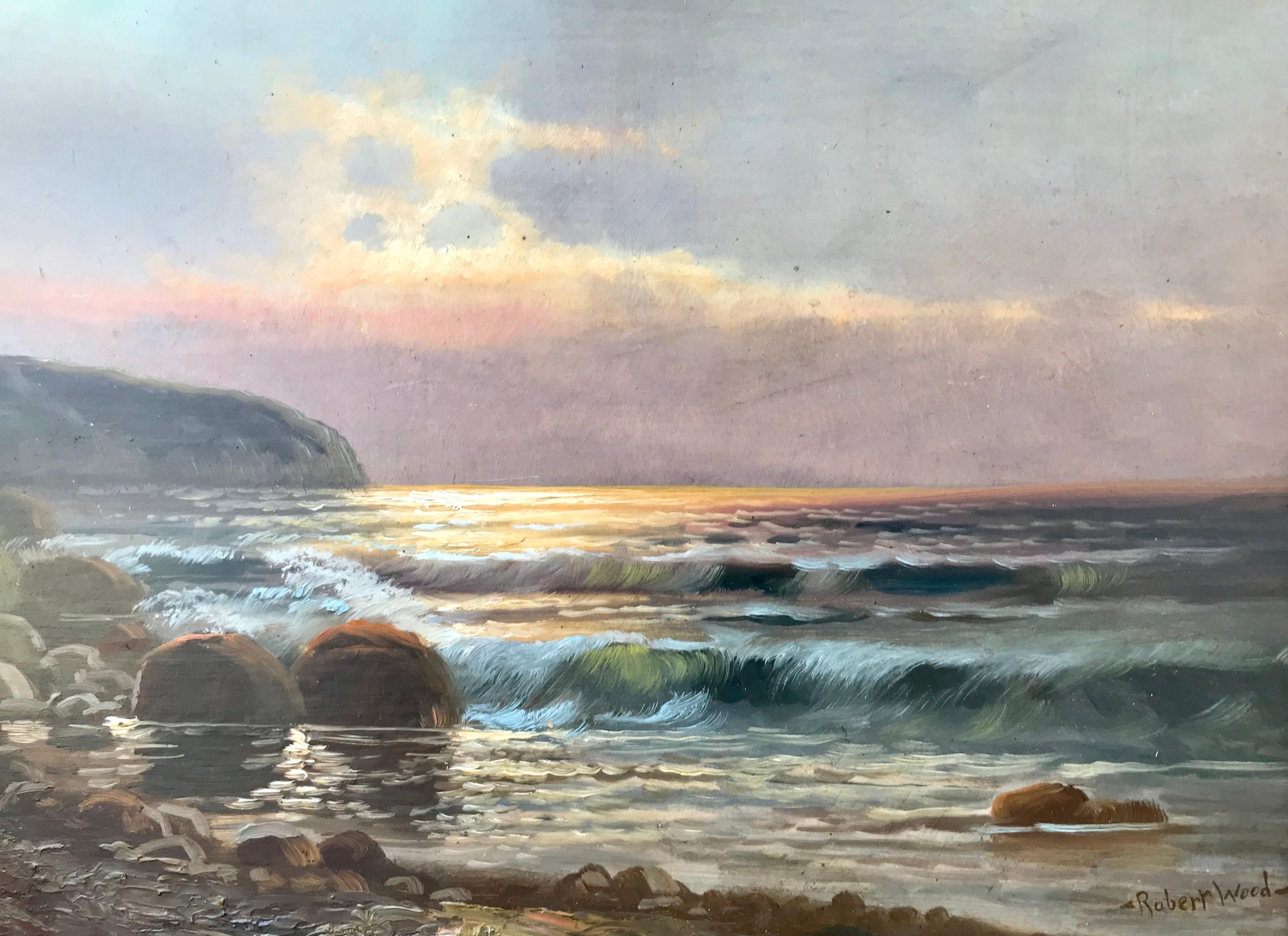 """Twilight Laguna Beach"""