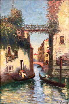 """Venice Gondolas"""