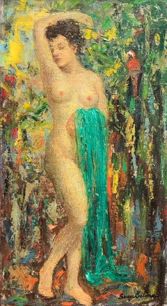 """Standing Nude"""