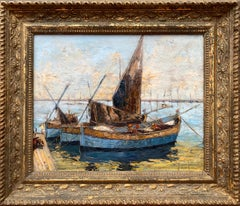 """Venice Fishing Boats"""