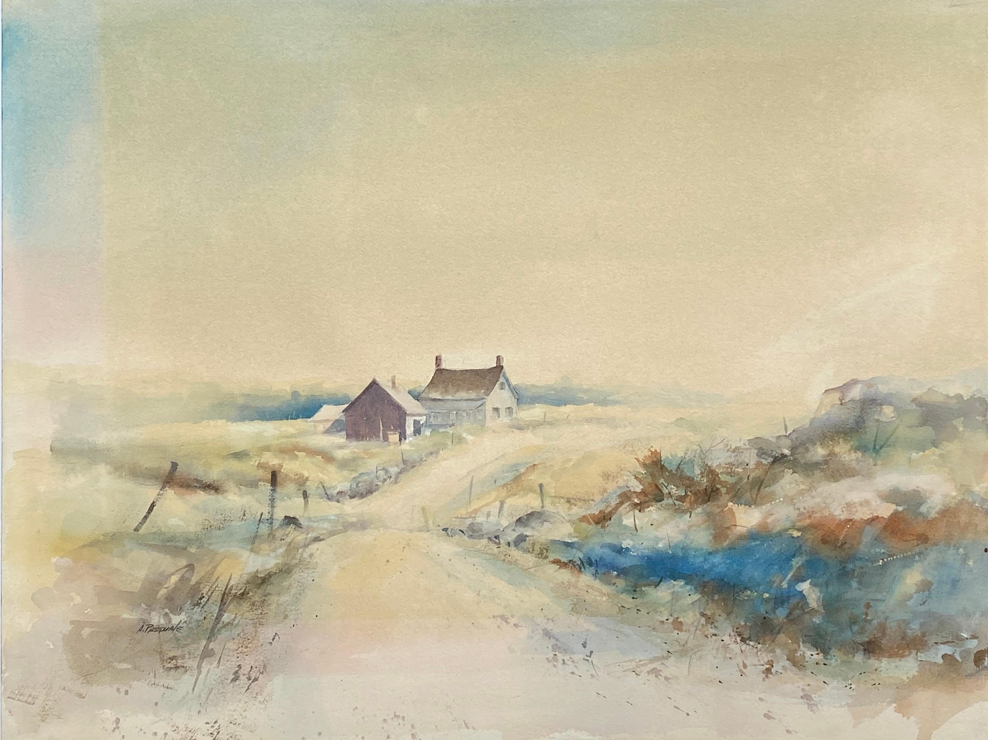 """""""The Old Homestead"""""""