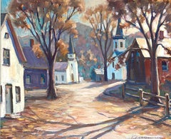 """Churches, New England"""