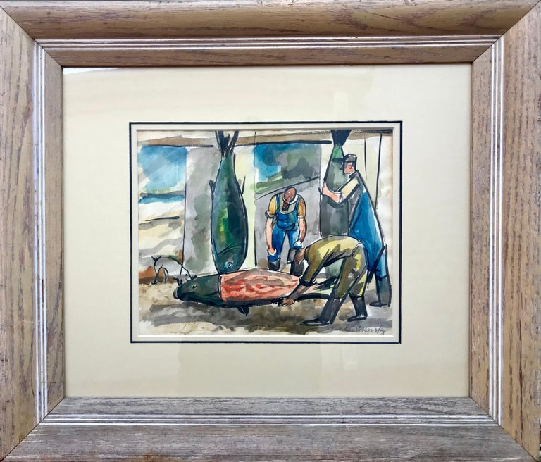 """""""Fish Mongers"""" For Sale 6"""