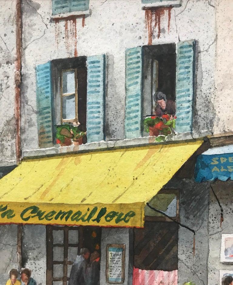 """""""La Crémaillère, Paris"""" For Sale 1"""