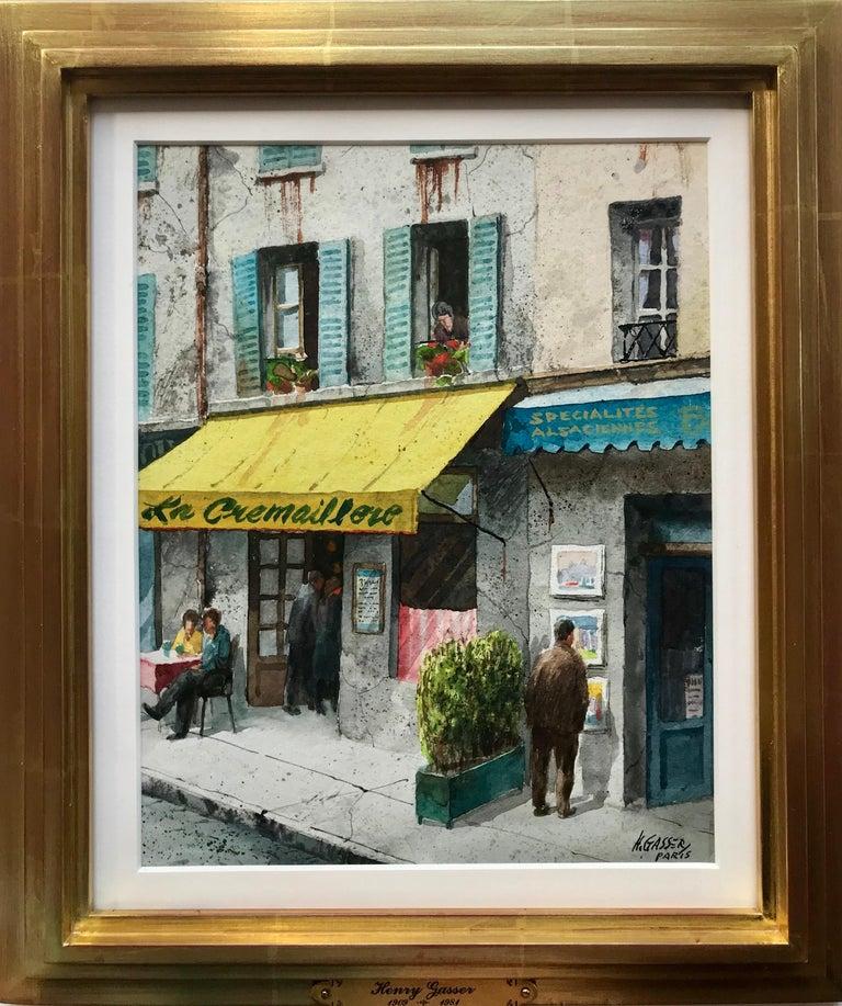 """""""La Crémaillère, Paris"""" For Sale 2"""