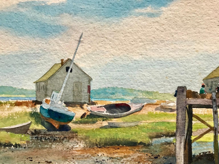 """""""Fishing Shack, Maine"""" For Sale 1"""