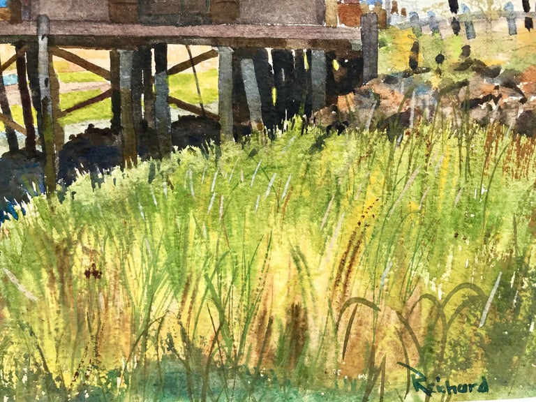 """""""Fishing Shack, Maine"""" For Sale 2"""