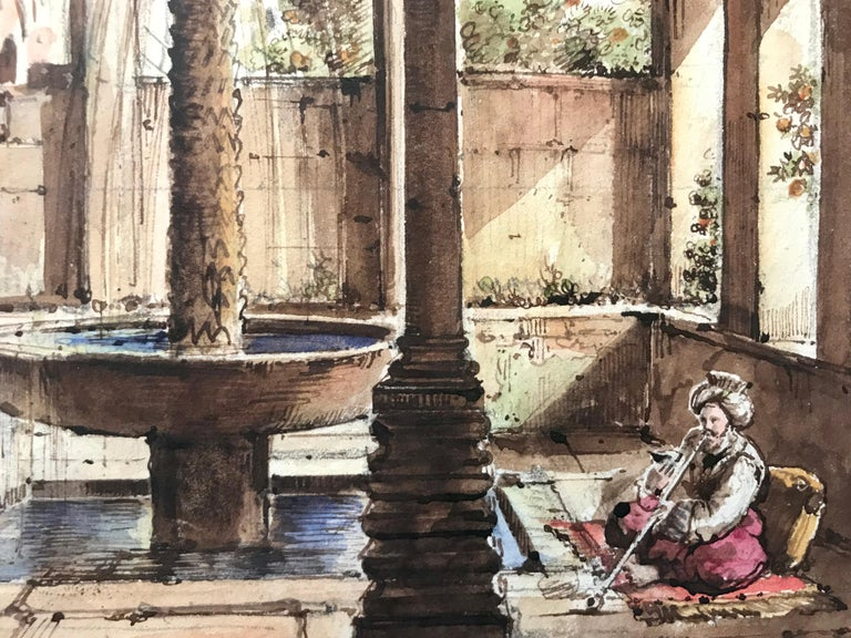 """Cloister of Monreale, Sicily"" For Sale 3"
