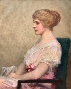 """Portrait of Mrs. Edward Tack"""