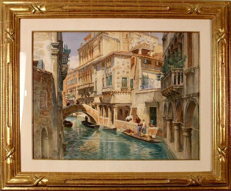 """Venice Dreams"" - Art by Theodor Alphons"