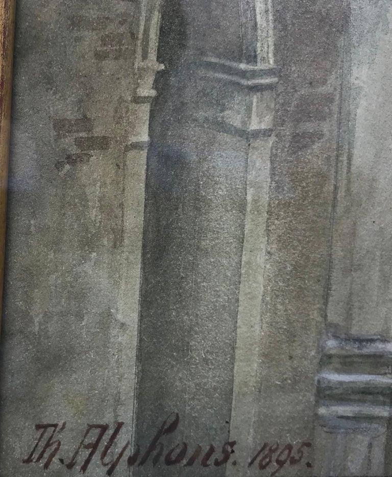 """""""Venice Dreams"""" - Academic Art by Theodor Alphons"""