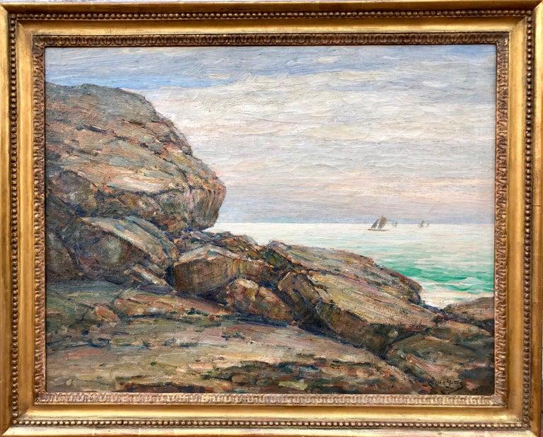 """Sailboats off Cape Ann"" For Sale 1"