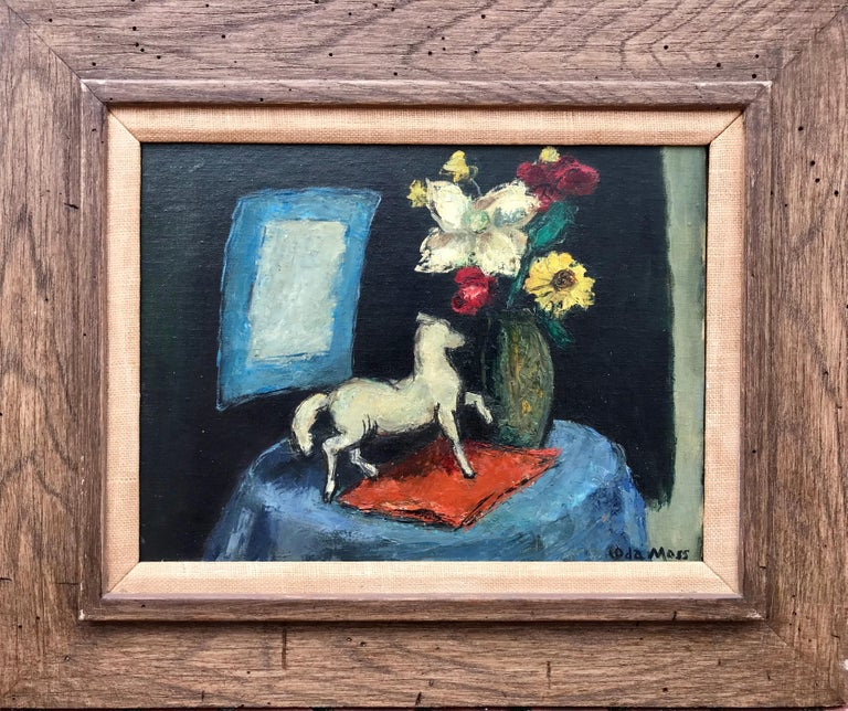 """""""Still Life with Horse"""" For Sale 1"""