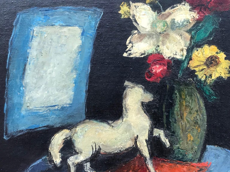 """""""Still Life with Horse"""" For Sale 2"""