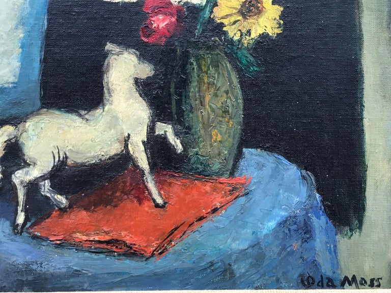 """""""Still Life with Horse"""" For Sale 3"""