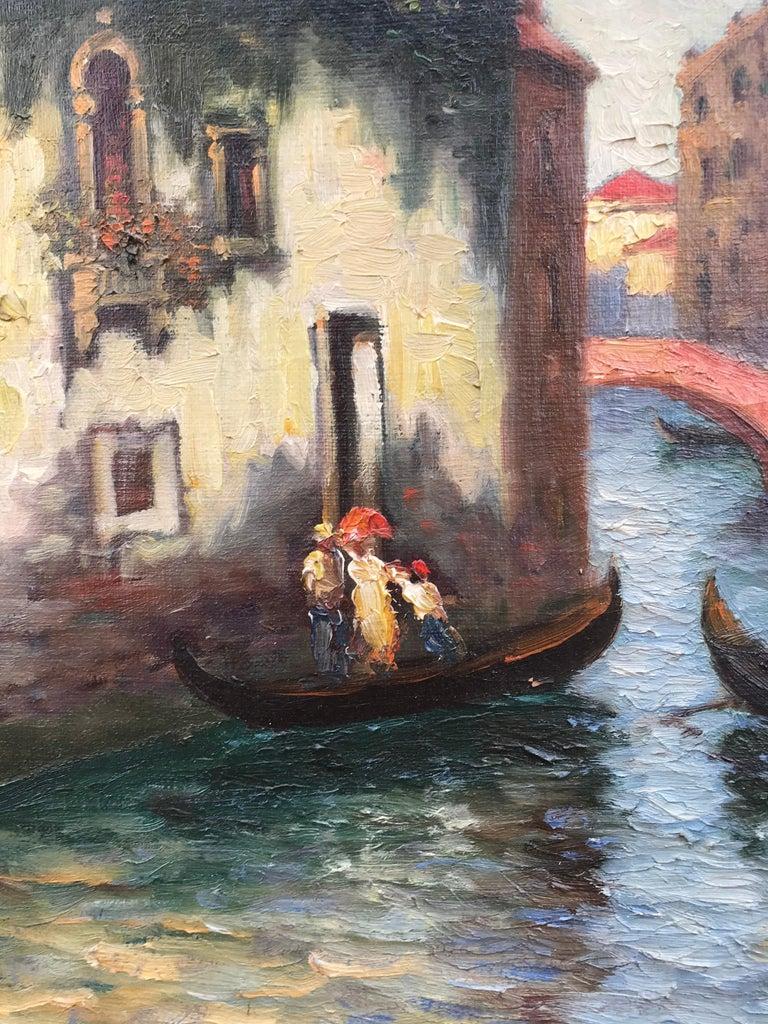 """Venice Gondolas"" For Sale 1"