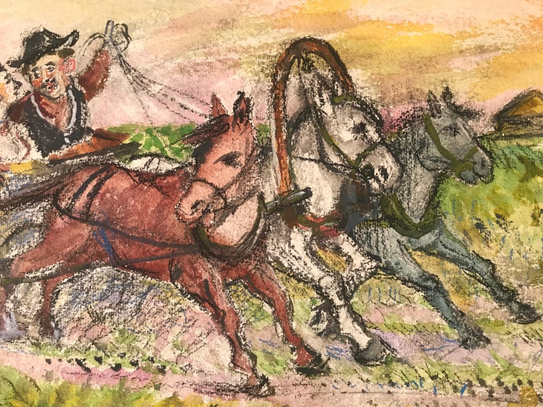 """""""Wild Carriage Ride"""" For Sale 2"""