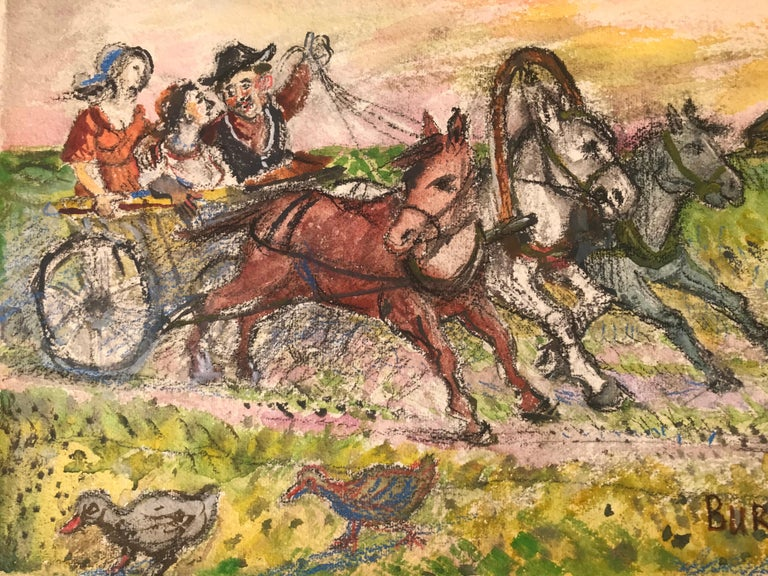 """""""Wild Carriage Ride"""" For Sale 3"""