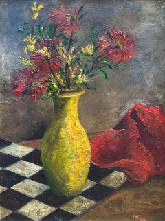 """""""The Yellow Vase"""""""