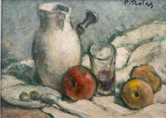 """""""Pitcher and Fruit"""""""