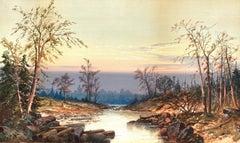 """Wilderness Sunset"""