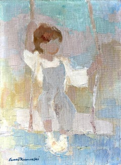 """""""Child on a Swing"""""""