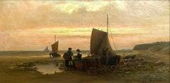 """Twilight on the Cornish Coast"""