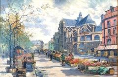 """""""Les Halles de Paris"""""""