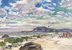 """Seashore Clouds"""