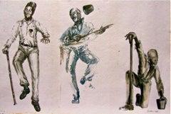 Three Views of a Dancer